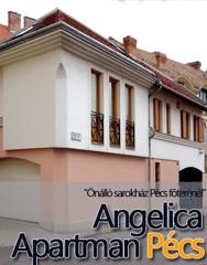 Angelica Apartmanl, Pécs