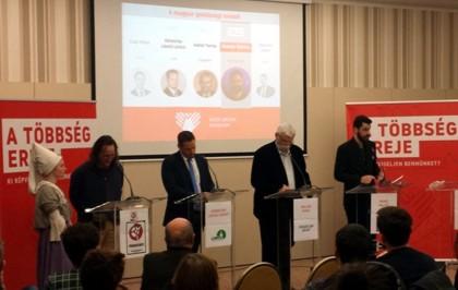 Választási rendezvény a pécsi Corso Hotelben